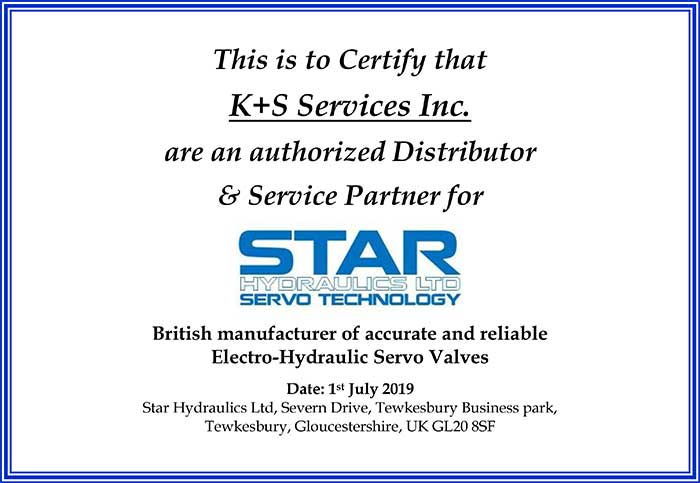 Distributor Certification