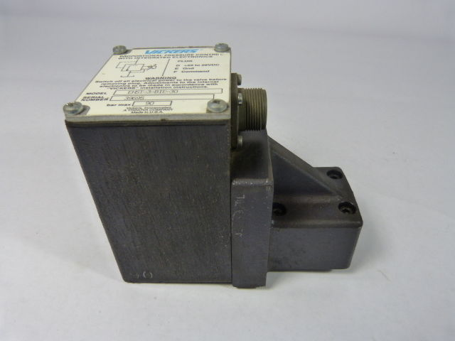 Vickers proportional valve